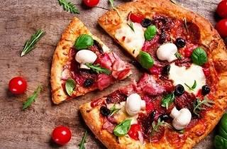 Komili Hakiki Lezzet Atölyesi-Pizza