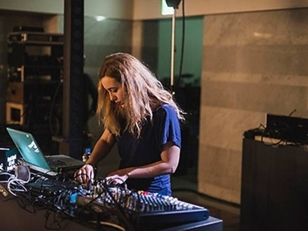 'Seslerarası' Elektronik Müzik Performansları