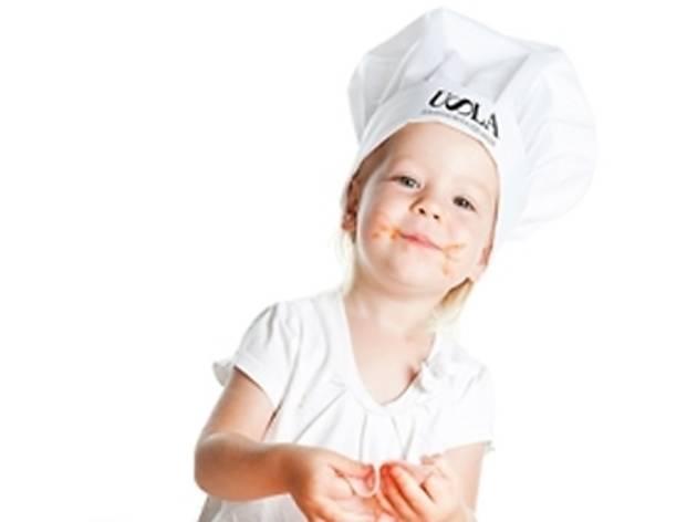 Minik Şeflerle Pizza Yapımı (5-8 yaş)