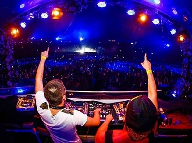 Top 100 DJs World Tour