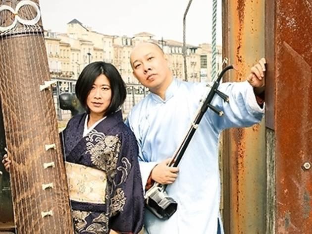 Guo Gan & Mieko Miyazaki