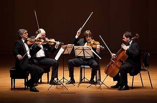 43. İstanbul Müzik Festivali Borodin Quartet-Boris Berezovsky