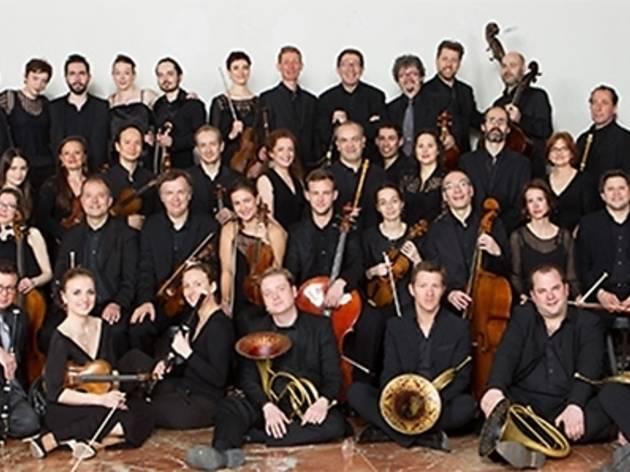 43. İstanbul Müzik Festivali Les Solistes du Concert d'Astrée: Magdalena Kozená- Emmanuelle Haïm