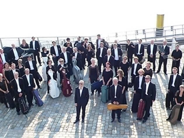 43. İstanbul Müzik Festivali Deutsche Kammerphilharmonie Bremen-Lars Vogt