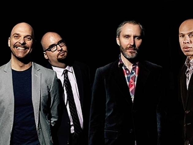 22. İstanbul Caz Festivali The Bad Plus Joshua Redman, Vincent Peirani Quintet