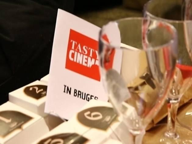 Açık havada Tasty Cinema: 'In Bruges'