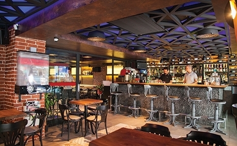 Rezervin Best New Restaurant: Gallia