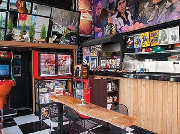 Hollywood Burger Diner