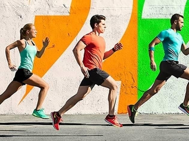Nike Run İstanbul 2015 10K