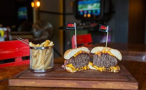 Hellmann's Best Burger: Jimmy's Burger