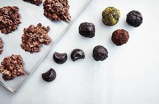 Çikolata Butiği-Yılbaşı Özel