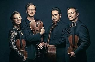 Kuss Quartet-Mojca Erdmann