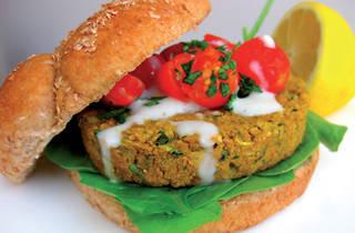 Falafel Veggie