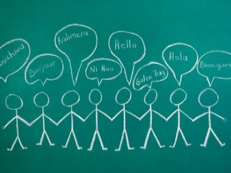 Cursos de línguas