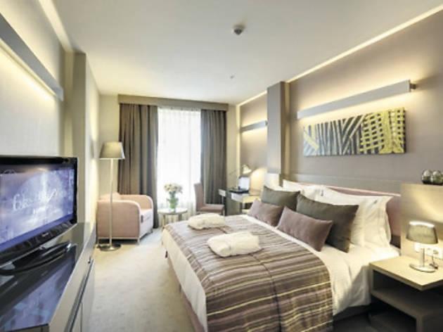 avantgarde hotel istanbul