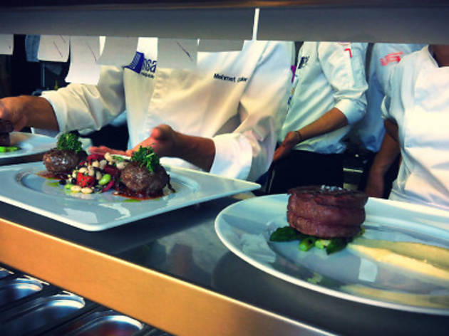 culinary arts academy