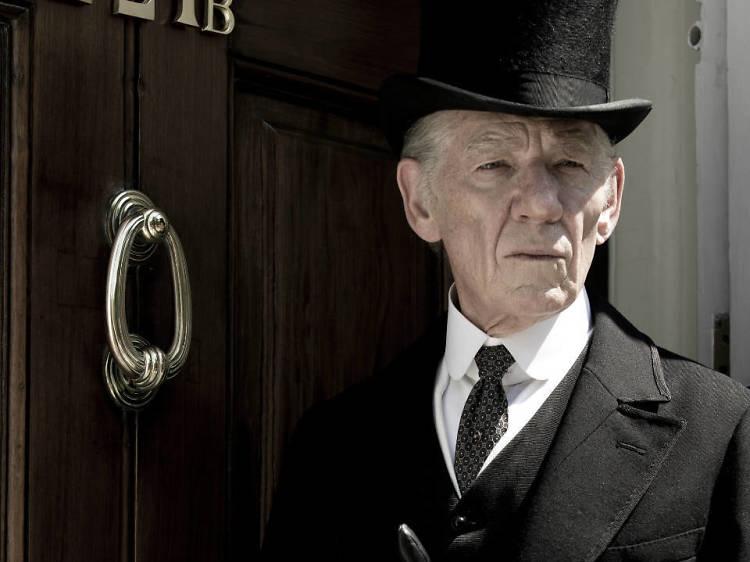 'Mr Holmes'