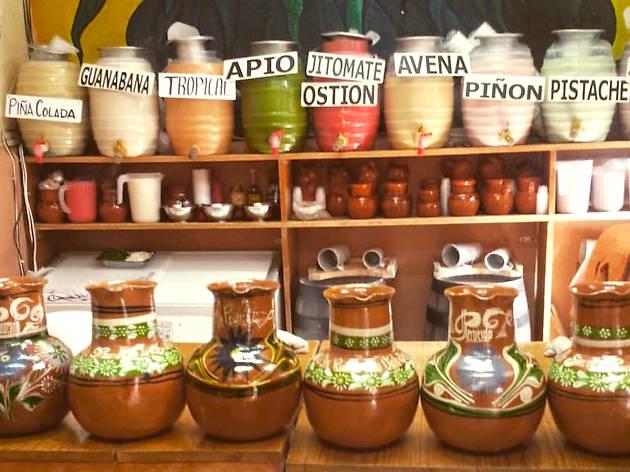 Foto: Cortesía Feria de las pulquerías tradicionales