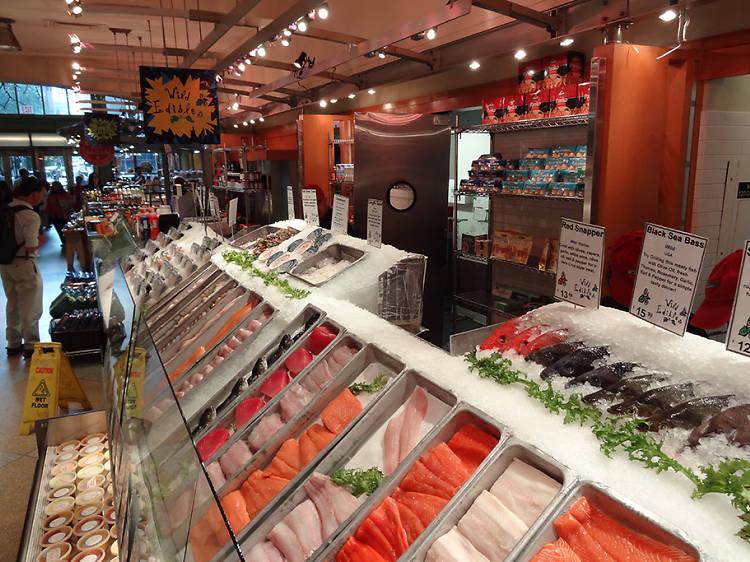 Wild Edibles Seafood Market