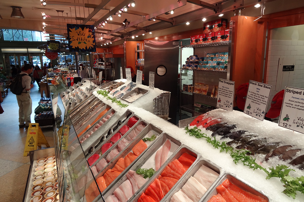 Check out the best fish markets in NYC