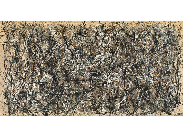 Jackson Pollock (1912–1956)