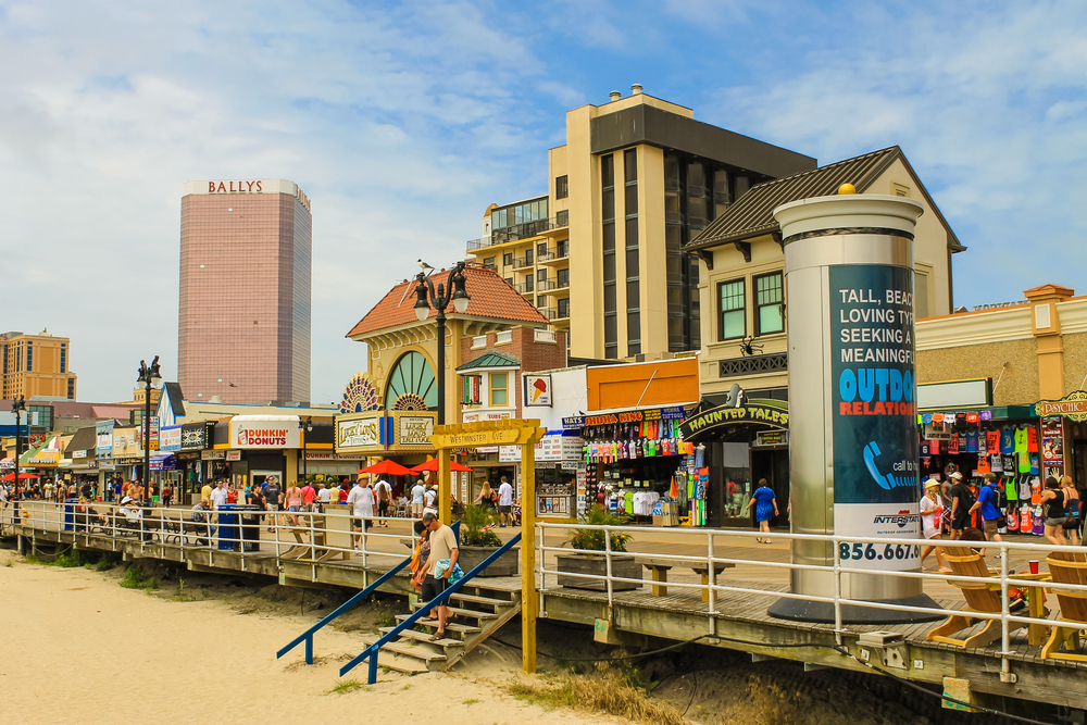 Atlantic City New Jersey