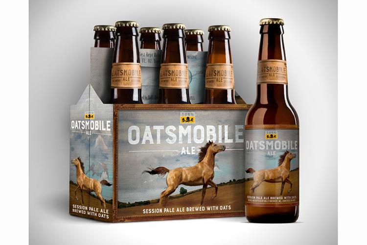 Oatsmobile, Bell's Brewing Company, Kalamazoo, MI