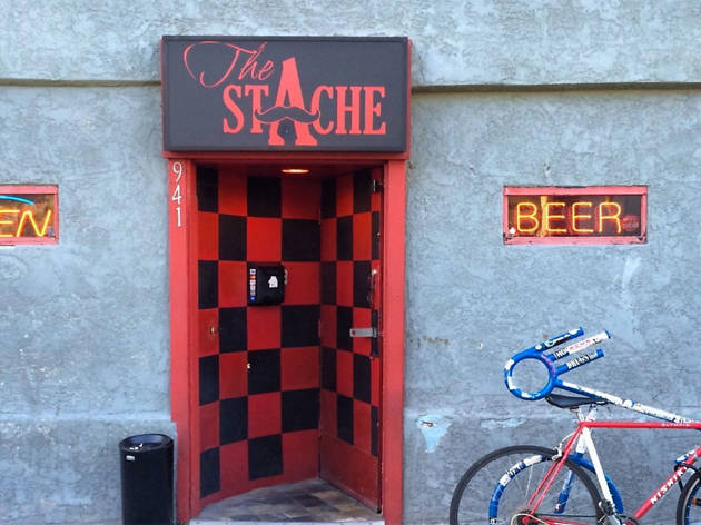 The Stache Bar
