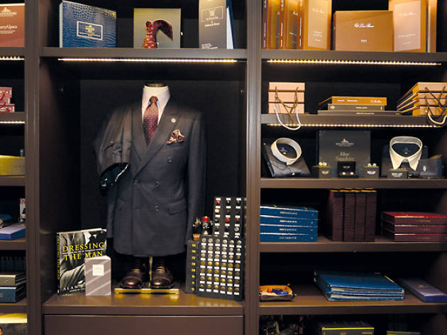 Four places to get a bespoke suit in Singapore