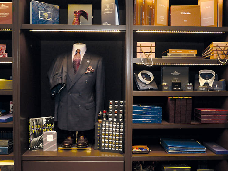 5 places to get a bespoke suit in Singapore