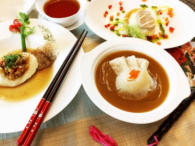 Chef Lee's Masterpieces at Zuan Yuan
