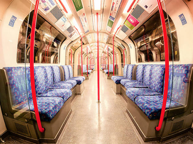 The Central line has the highest crime rate on the Underground