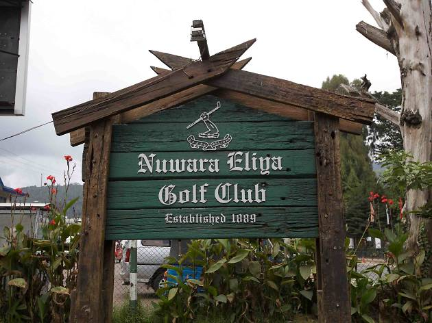 Chill in Nuwara Eliya
