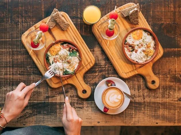 Al horno: La Bicicleta Café