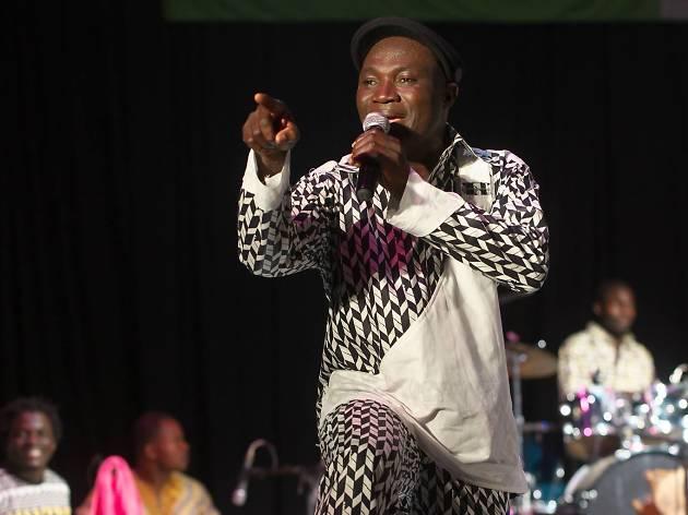 La Paillote Takpekpe: Salsa Eha Ke Zan,Alliance Francaise Accra-La Paillote Stage,Accra/Ghana