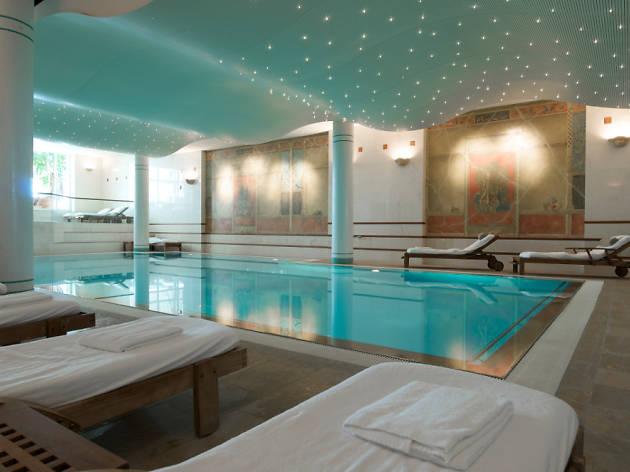 Lausanne Palace spa
