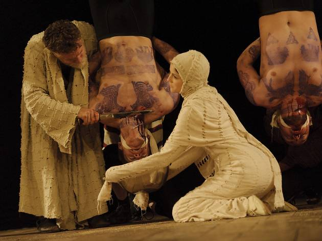 Theatre On The Silver Screen: Titus Andronicus