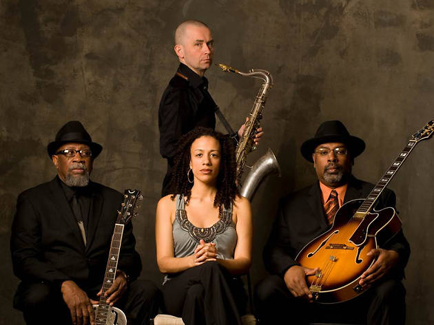 Heritage Blues Orchestra