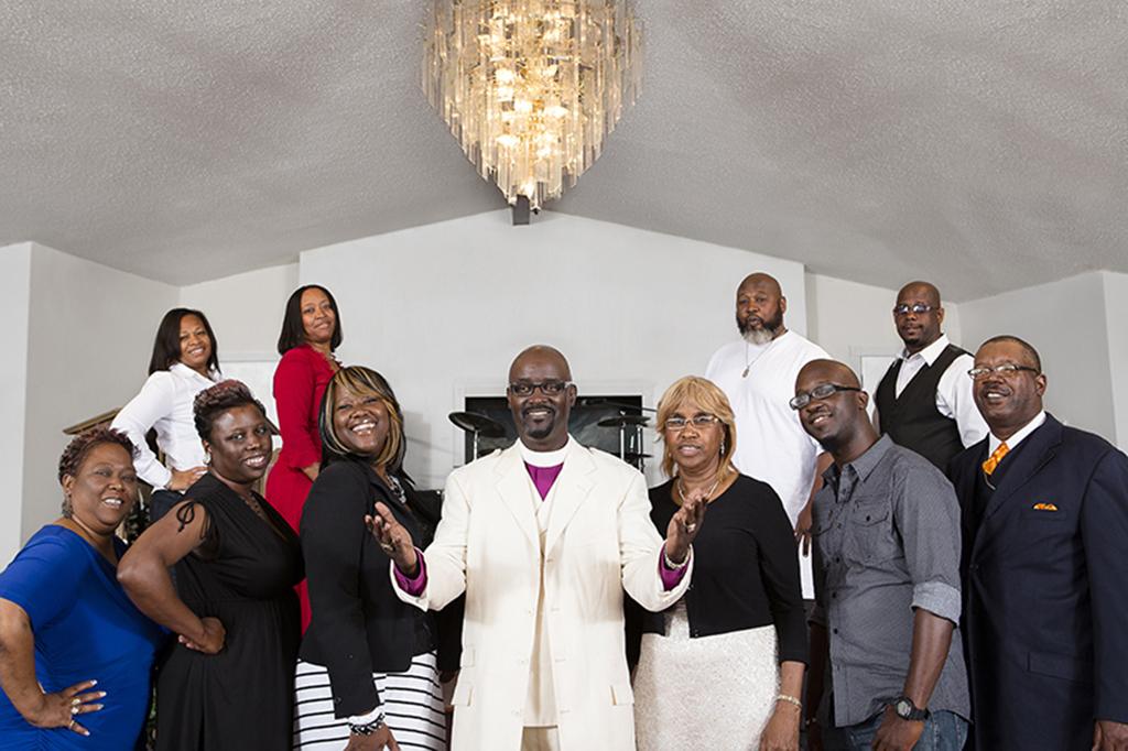 The Jones Family Singers + Apostolic Church of God Sanctuary Choir