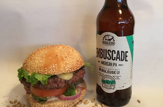 Lausanne à Table - Burgers & Beers