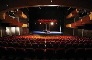National Institute of Dramatic Art 2009 interior shot Parade Theatre courtesy NIDA 2016 Photographer credit Robert Kelly
