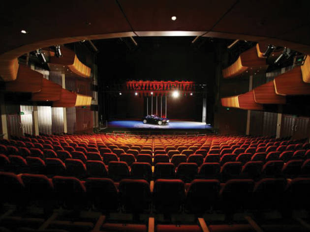 National Institute of Dramatic Art 2009 interior shot Parade Theatre courtesy NIDA 2016 Photographer credit Robert Kelly