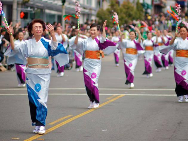 Northern California Cherry Blossom Festival