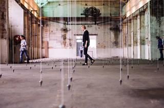 Biennale Cockatoo Island 3 (Photograph: Daniel Boud)