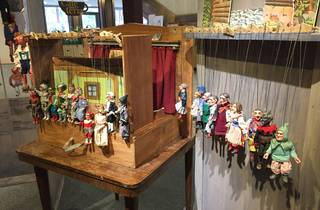 Czech Puppet Show: The Three Attractions