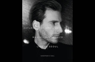 Maximilian Hecker Live in Seoul