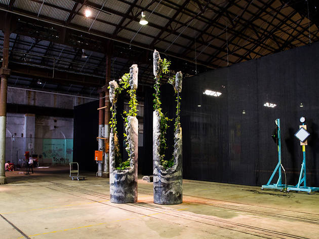 Biennale Carriageworks 3 (Photograph: Ben Symons)