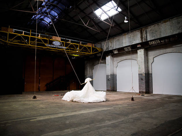 Biennale Carriageworks 5 (Photograph: Ben Symons)