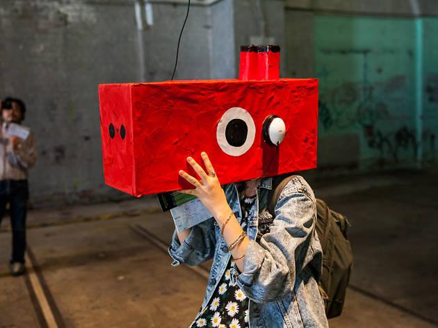 Biennale Carriageworks 6 (Photograph: Leïla Joy)