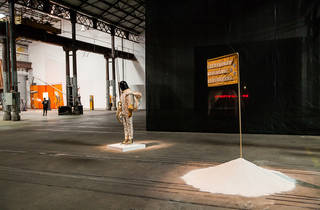 Biennale Carriageworks 10 (Photograph: Leïla Joy)